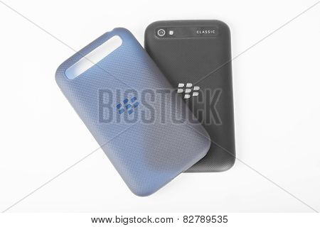 BlackBerry Classic back and phone case