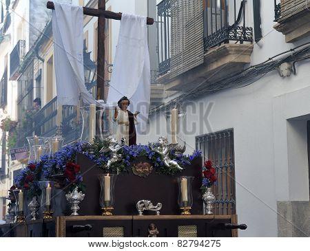 Religious Procession, Cordoba, Spain