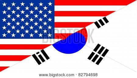 Usa South Korea