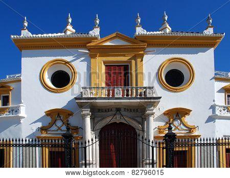 Bullring, Seville.