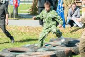 pic of army cadets  - Tyumen - JPG