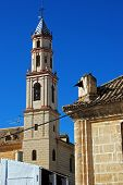 picture of senora  - Lady Victoria Church bell tower  - JPG