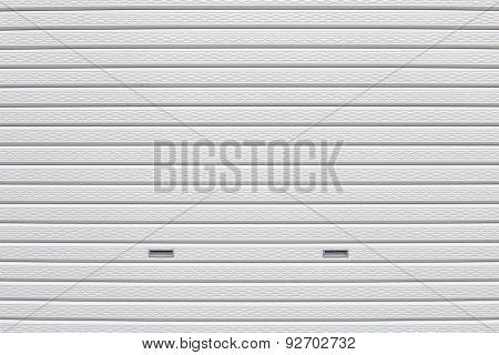 Metallic Roller Shutter Door