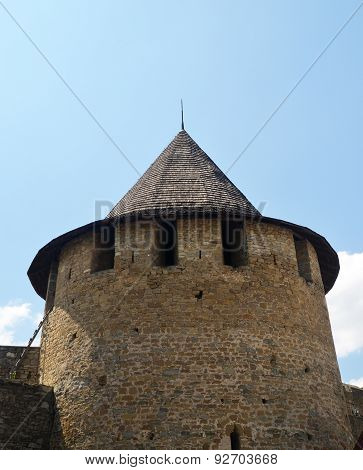 Medieval Fortress Tower