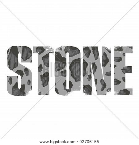 Stone Sign