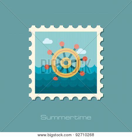 Helm Flat Stamp