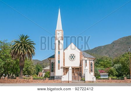 Dutch Reformed Church Kangovalleie At Schoemanshoek