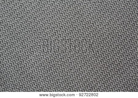 Grey Woven Material