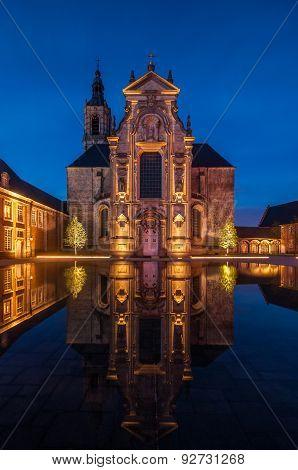 Abbey of Averbode, Belgium