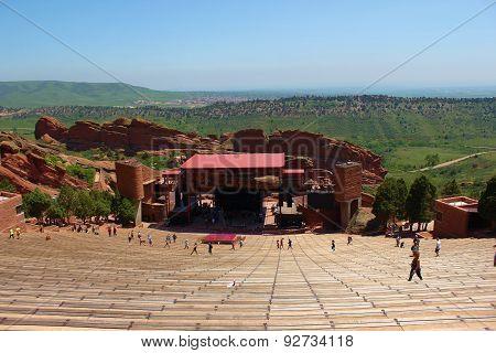 Denver Amphitheatre