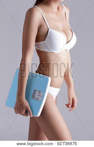 Health Slim Woman Body