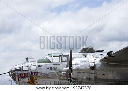 Panchito B25J Bomber