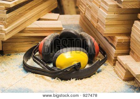 Workers  Headphones