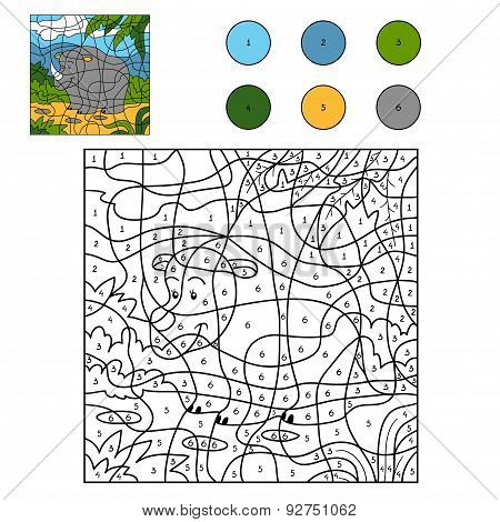 Color By Number (rhino)