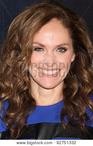 LOS ANGELES - JUN 5:  Amy Brenneman at the Step Up Women's Network 12th Annual Inspiration Awards at the Beverly Hilton Hotel on June 5, 2015 in Beverly Hills, CA