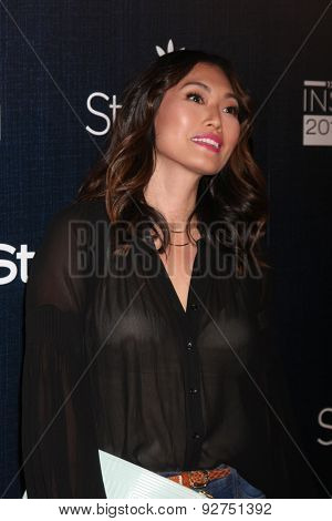 LOS ANGELES - JUN 5:  Catherine Haena Kim at the Step Up Women's Network 12th Annual Inspiration Awards at the Beverly Hilton Hotel on June 5, 2015 in Beverly Hills, CA