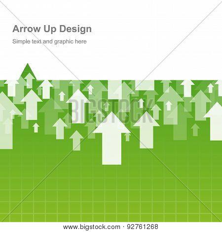 Design Arrow Up