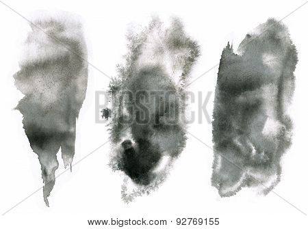 Ink Soft Effect Texture