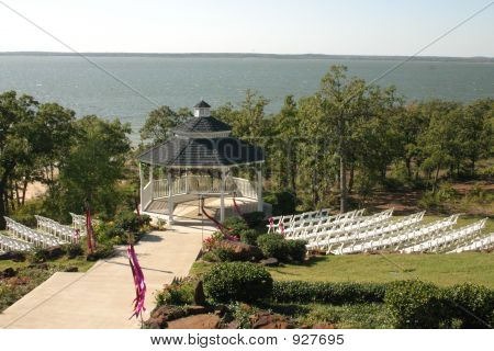 Gazebo On The Lake