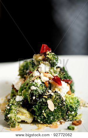 It's Yummy! Healthy Broccoli Salad.