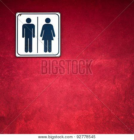 Symbol Man Woman