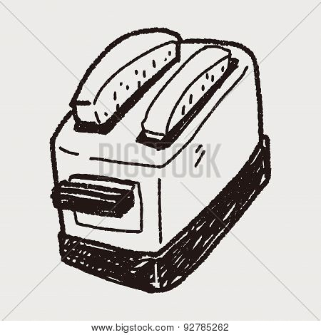 Toaster Doodle