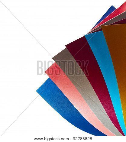 Colored Nacre Paper