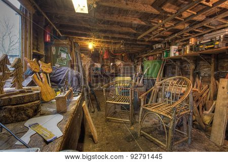 Old Carpentry Workshop