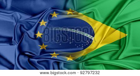 European Union and Brazil.