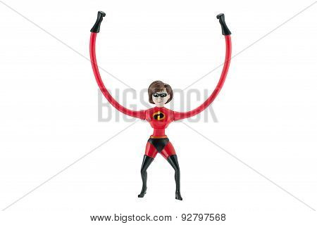 Mrs. Incredible Figure Toy Character.