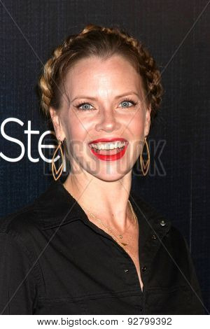 LOS ANGELES - JUN 5:  Sarah Jane Morris at the Step Up Women's Network 12th Annual Inspiration Awards at the Beverly Hilton Hotel on June 5, 2015 in Beverly Hills, CA
