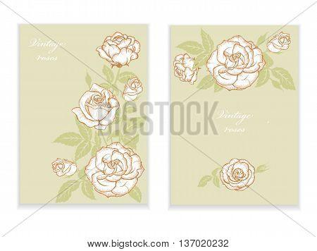 Vintage Roses Sim