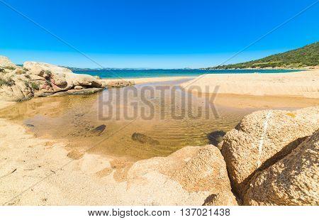 Ea Bianca in Costa Smeralda in Sardinia