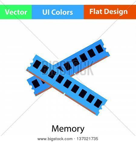 Computer Memory Icon