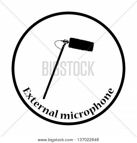 Cinema Microphone Icon