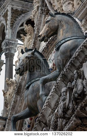 Horses Of St Mark