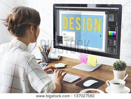 Fresh Ideas Creative Think Design Concept