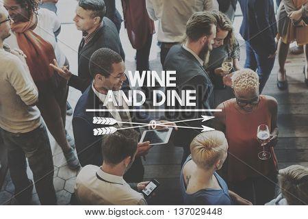 Regalement Regale Dine Celebration Food Concept