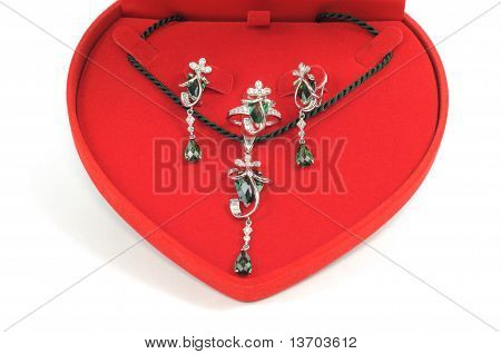 Presente de jóias