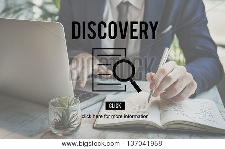 Discovery Results Research Investigation Concept
