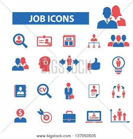 job, career, interview, cv, human resources, organization, development, management, system, ceo, business, hr, meeting, parnership, leader, manager, director, resume, people, community icons vector