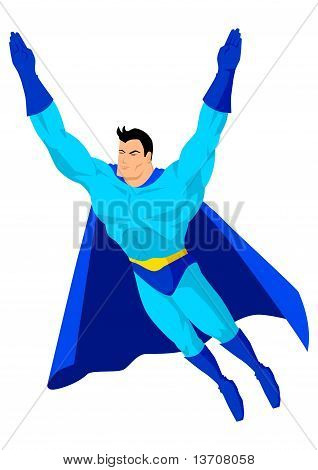 Superhero_flying