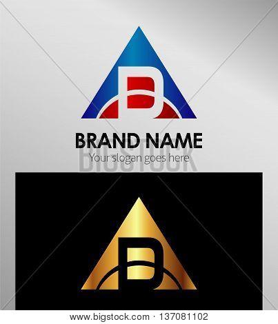 Letter d logo icon  template design vector
