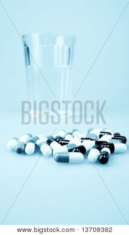 Capsular tablets