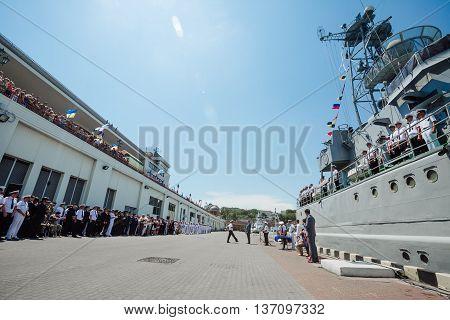 Ukrainian Naval Forces