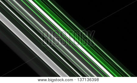 Fantastic Abstract Eco Stripe Background Design Illustration