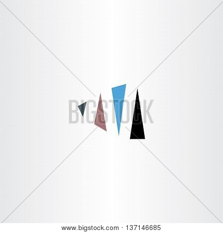 Logo N Letter N Sign Vector Logotype Symbol Icon