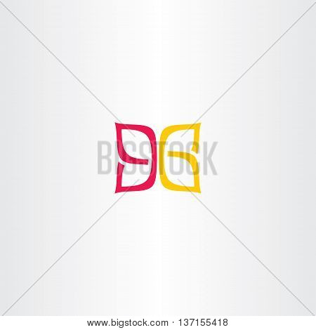 Ninety Six 96 Number 9 And 6 Logo Vector Icon
