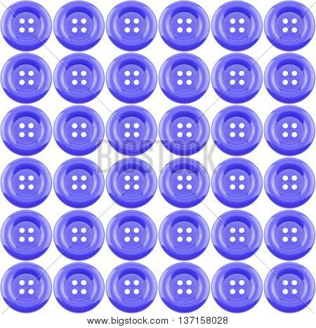 purple button isolated on white background