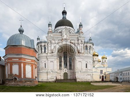 Orthodox convent Our Lady of Kazan in Vyshny Volochyok Russia